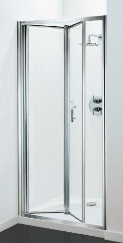 Petite Style Plus Bespoke Bi-Fold Shower Door Maximum Height