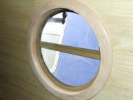 Synthetic Wood Porthole Liner........FROM