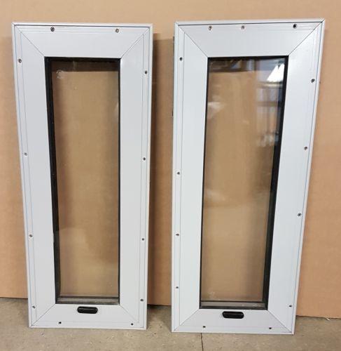 Thermal Break Door Windows Pair